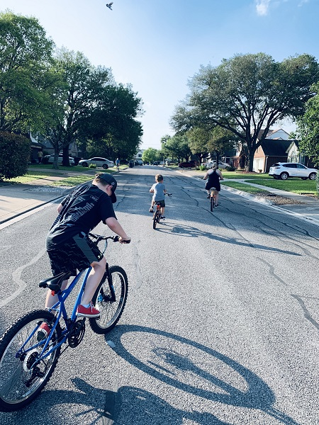 Pedal-pushers have an impact on San Antonio (Make your mark, too!)